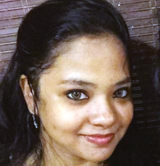 Promita Mazumder