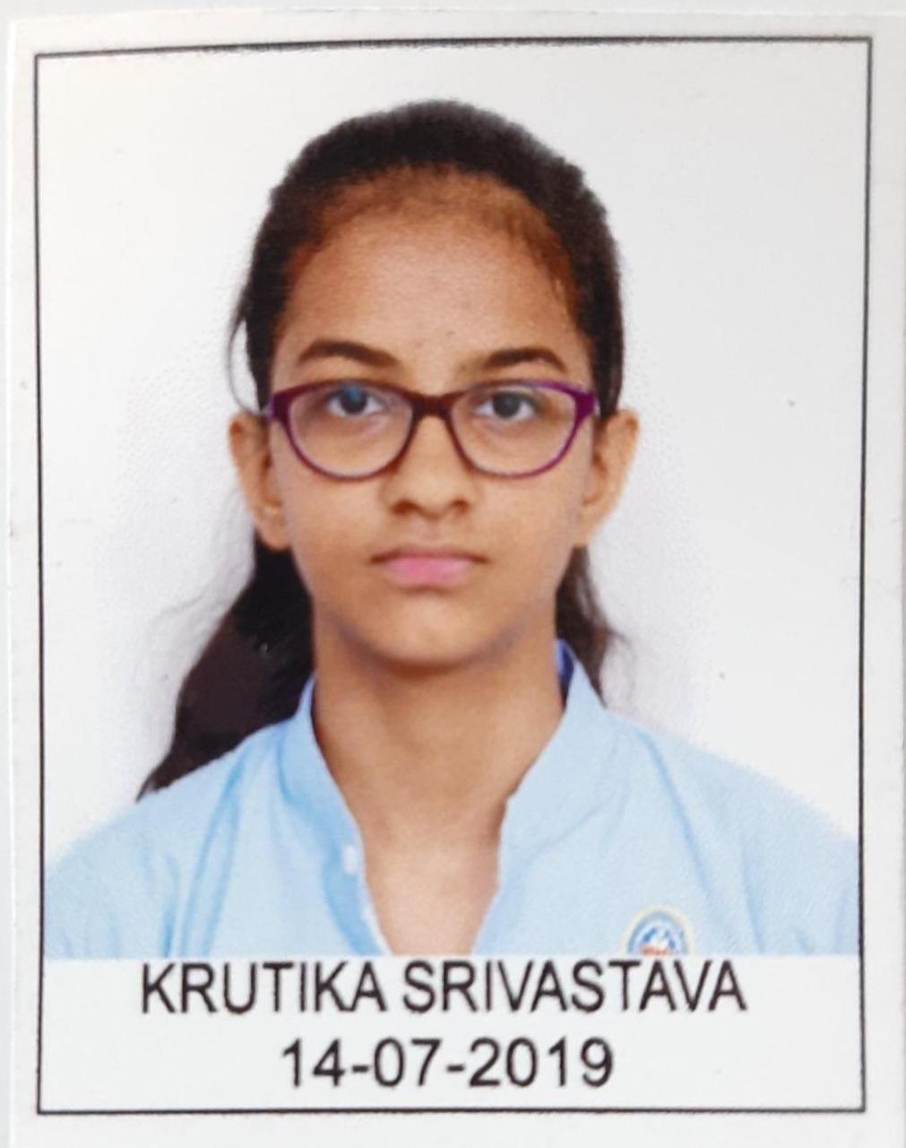 Krutika Srivastava