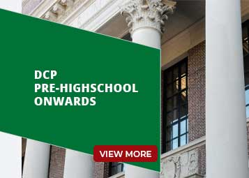 DCP - PRE-HIGHSCHOOL ONWARDS