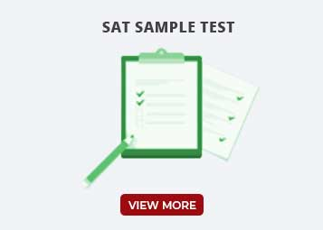SAT Sample Test