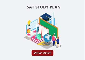 SAT Study Plan