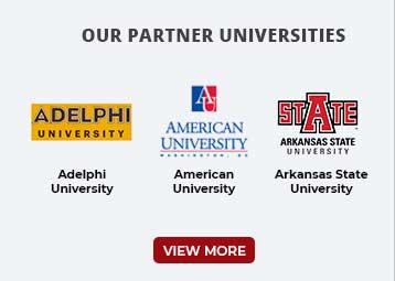 OUR PARTNER UNIVERSITIES