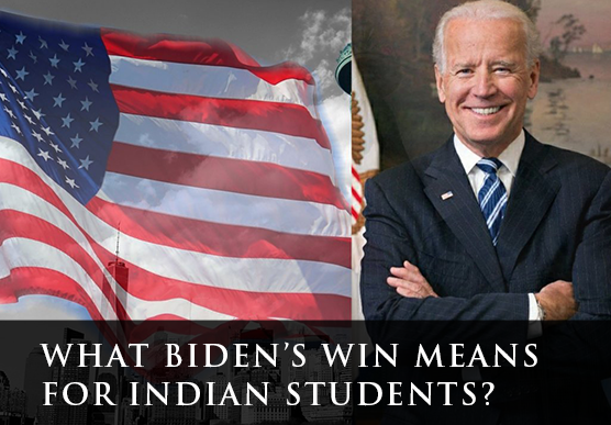 What Biden's Win Means for Indian Students?