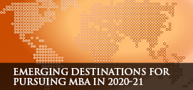 Emerging Destinations for Pursuing MBA in 2020-21