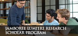 Jamboree Lumiere Research Scholar Program
