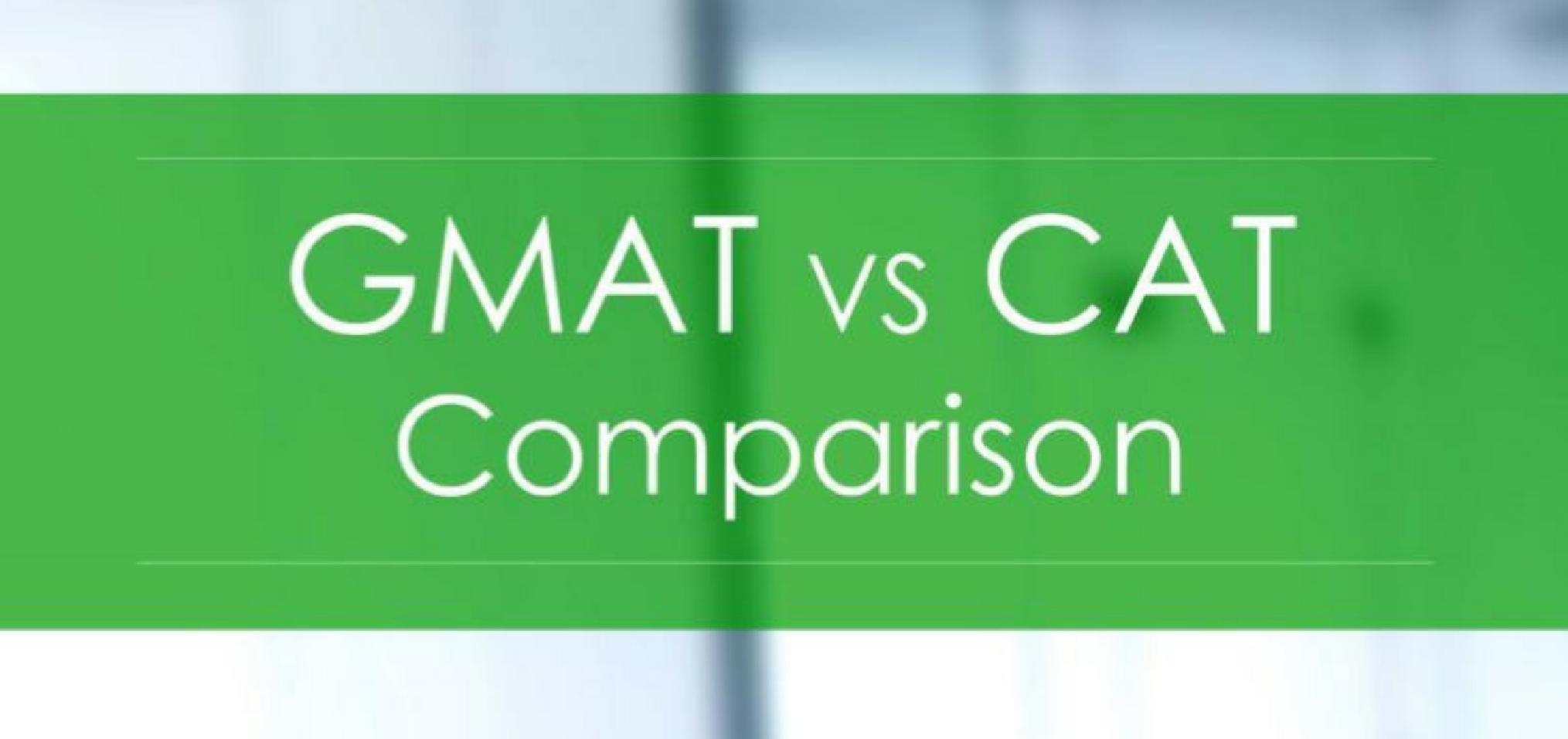 GMAT-Vs-CAT