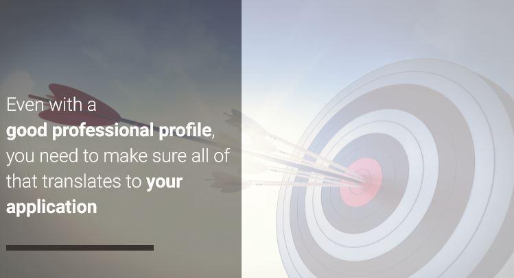 good professional profile