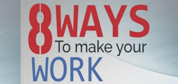8 Ways