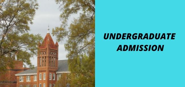 Undergrad Admissions