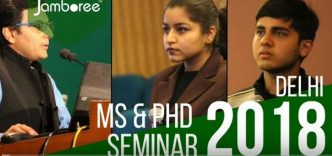 MS&Phd Seminar Delhi