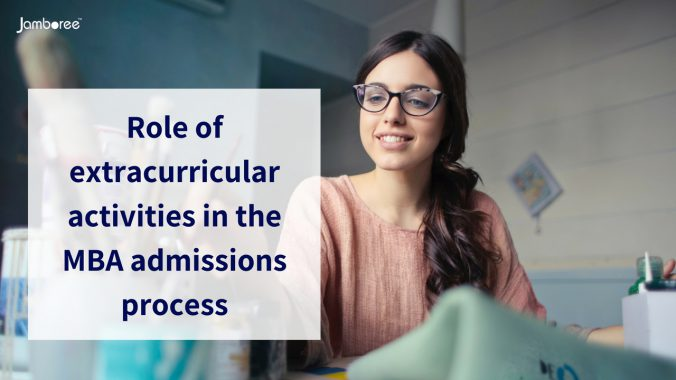 extracurricular activities in admissions process