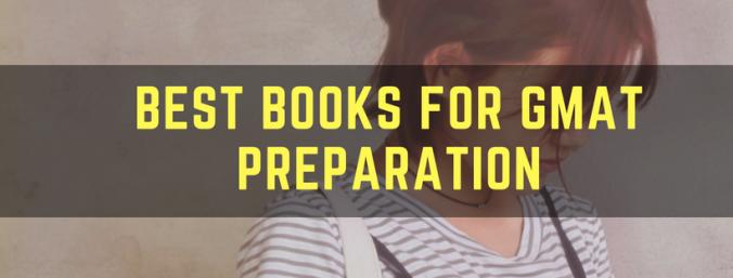 Best books for GMAT preparation