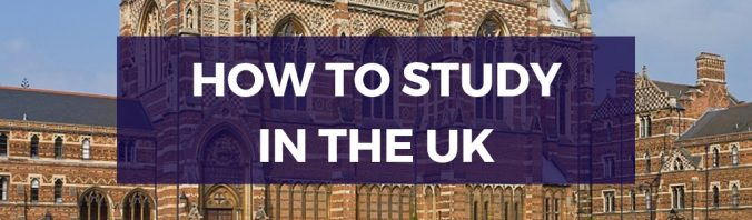 how to study in the uk