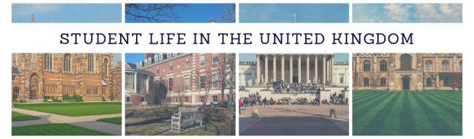 STUDENT LIFE UK
