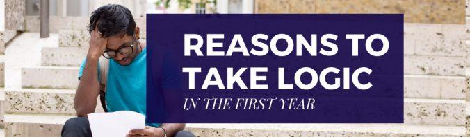 Reasons to take logic