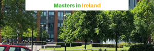 Masters in Ireland