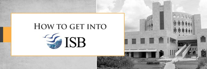how to get into isb