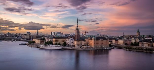 PhD in Sweden