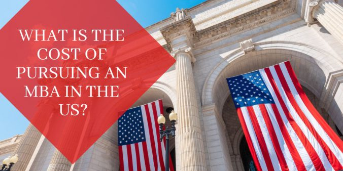 What is the cost of pursuing an MBA in the US
