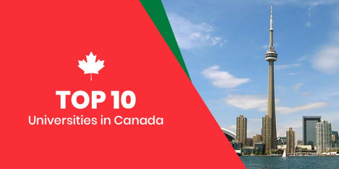 Top 10 Colleges in Canada